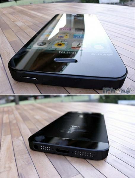 iPhone5 フェイク画像