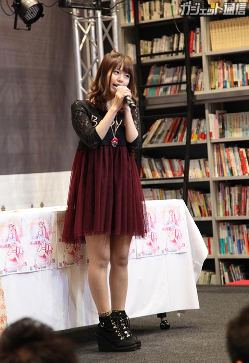 超人気声優の竹達彩奈さんが単独トークショー開催 「においが好きなん  【人気声優♥】服・衣装ってどこのブランド?ダサい?センス抜群?