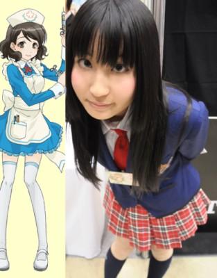 川澄愛梨 (CV 石川姫花)さん