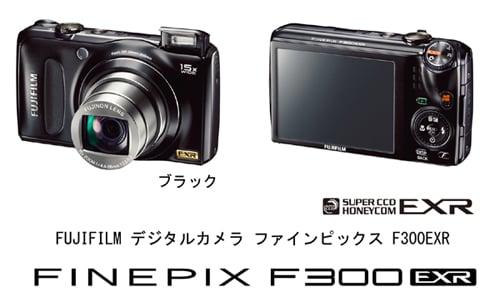 FinePix F300EXR(9��4��ȯ���