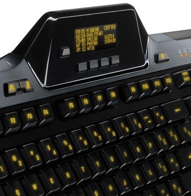 ロジクール ゲーミングキーボード G510