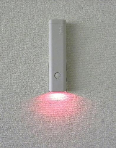 ピオマ おしらせライト 電池残量をお知らせ