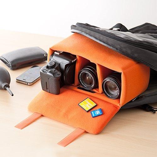 インナーカメラバッグ(ソフトクッションボックス)200-BG019シリーズ