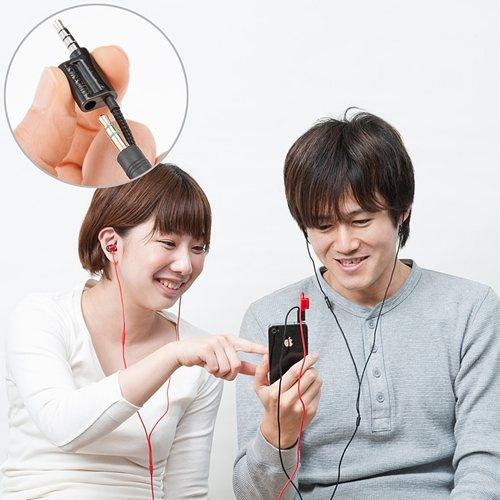 『iPhone 4S/4 イヤホン 200-MKB001シリーズ』