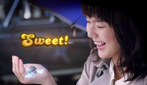ついに日本でもブレイク!? 多部未華子さんCMで人気上昇中のパズルアプリ『キャンディークラッシュ』