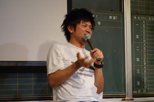 批評家の濱野智史氏