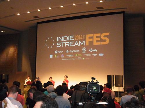 アワード発表や会場発のニュースが続々 インディーゲーム開発者が集ったイベント『INDIE STREAM FES 2014』レポート