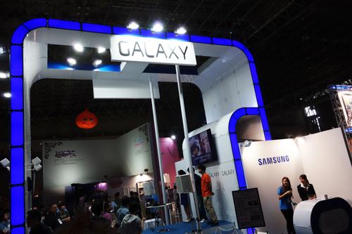 【TGS2014】サムスン電子が曲面ディスプレースマホ『GALAXY Note Edge』やヘッドマウントディスプレー『Gear VR』をお披露目