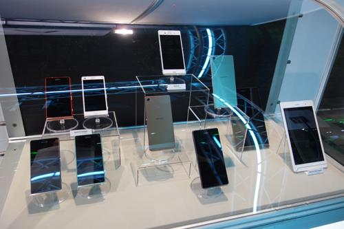 Smartphone Special Area