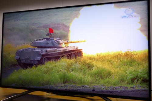 """オンデマンドで4K番組が楽しめる『ひかりTV 4K』でド迫力の""""陸上自衛隊富士総合火力演習""""を見てきました"""