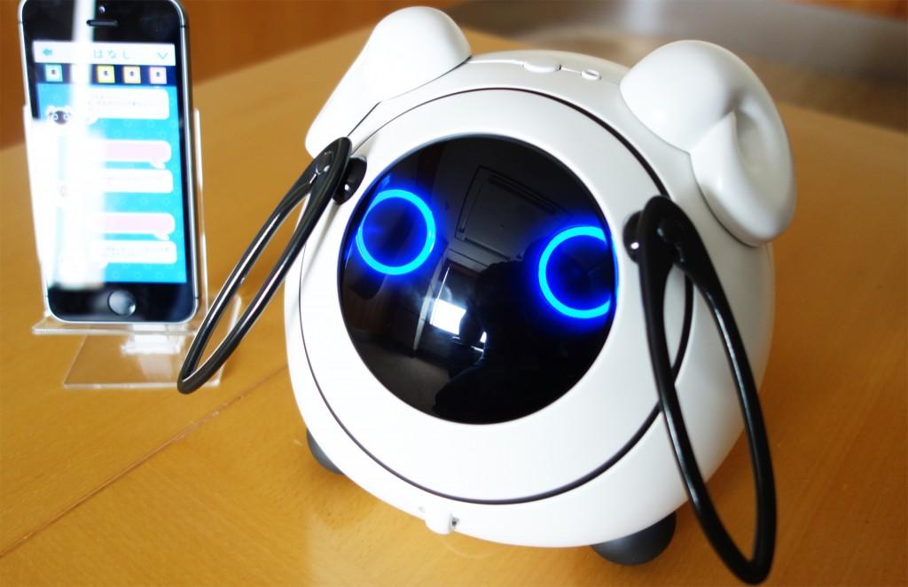 【動画あり】タカラトミーが人間と会話できるロボットおもちゃ『OHaNAS』