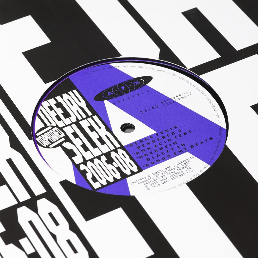 ���������afx����10�������orphaned deejay selek 20062008