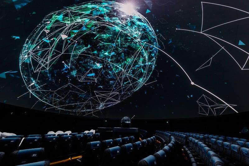 プラネタリムとサカナクションがコラボ!『サカナクション グッドナイト・プラネタリウム』が上映中 | ガジェット通信 GetNews
