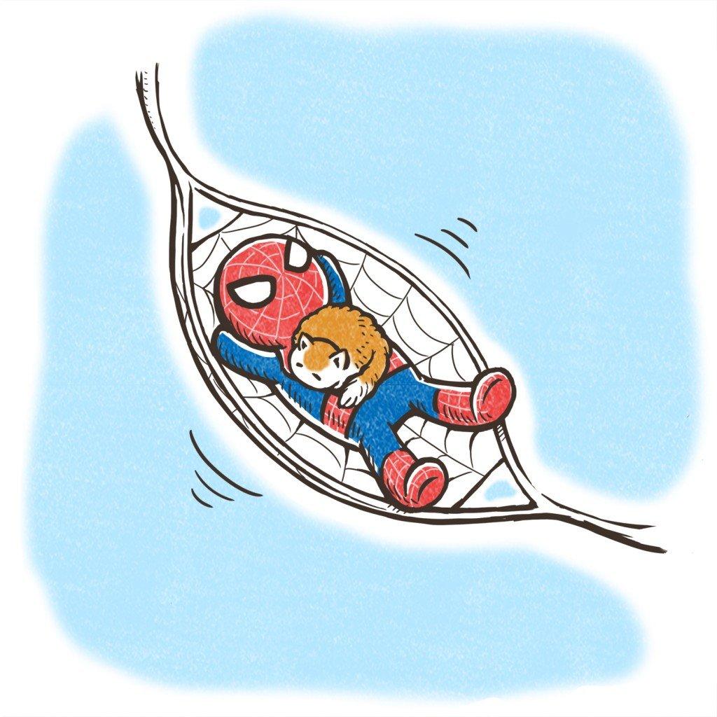マーベルのえらい人にガジェ通スタッフが描いた「スパイダーマン」の絵を見てもらった! | ガジェット通信 GetNews