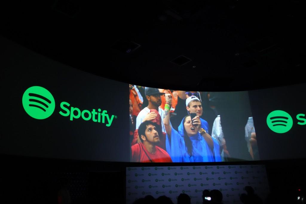 フリーミアム音楽サービス『Spotify』が日本でもサービスを開始 4000万曲にアクセス可能で先行して歌詞表示にも対応 | ガジェット通信 GetNews