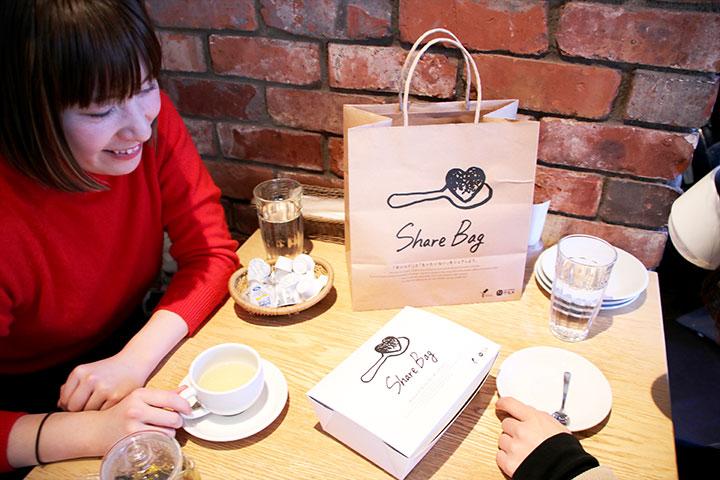 余った料理のテイクアウトにシェアバッグを無料配布 『ホットペッパーグルメ』と横浜市の共同企画に約100店舗が参加