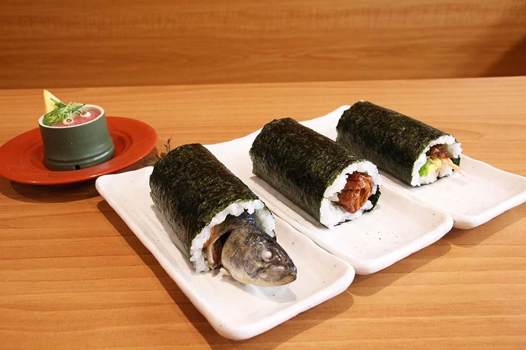 くら 寿司 恵方 巻