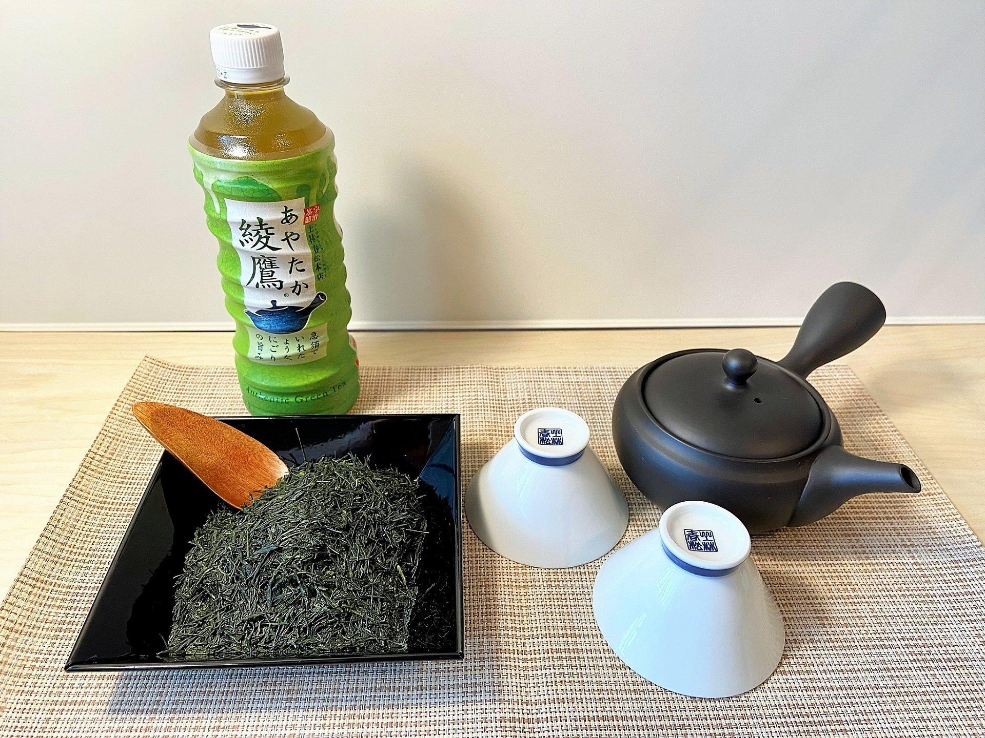 「綾鷹」開発協力・上林春松本店の代表が教える、おいしいお茶のいれ方