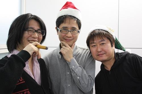 実況者:米光一成、飯田和敏、麻野一哉