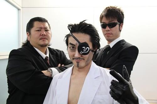 実況者:神様DX、Dr.熱血、ポポラーレ