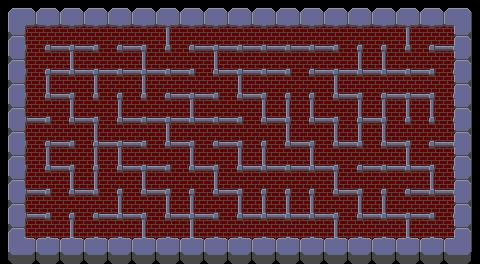 古くて新しい自動迷路生成アルゴリズム