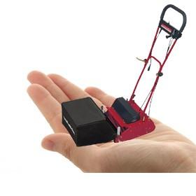 超小型の芝刈り機