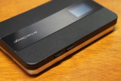 WiMAXモバイルルーター『AZ01MR(Artiza Design)』ファーストインプレッション