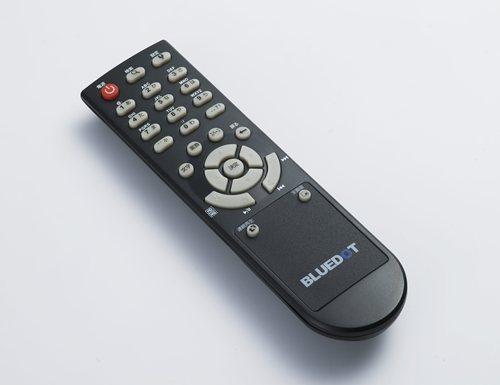 『YouTube XL』専用ネットテレビボックス『BCT-10』 リモコン