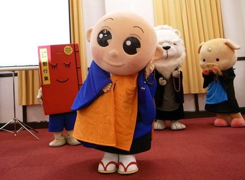 仏教系宗派ゆるキャラミニシンポ しょうぐうさん