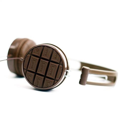 fu-bi『チョコヘッドホン』