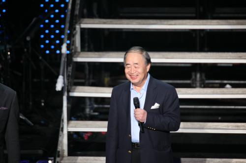 角川歴彦会長
