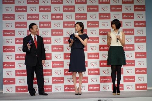 ゲストの広末涼子さん、清水くるみさん