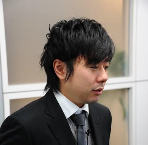 麻雀画像 解説者のまこと氏
