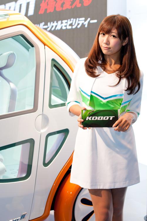 東京モーターショー2011コンパニオン