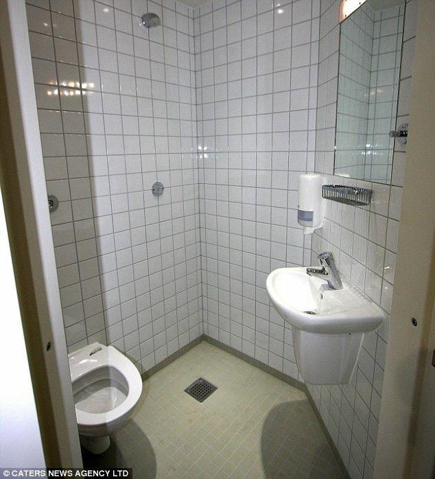 水洗便所に洗面所まで