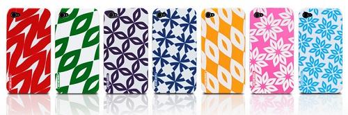 『eggshell Finlandia Series for iPhone 4』全ラインナップ
