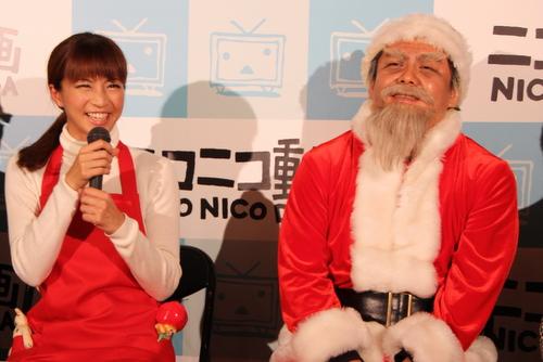安田さんにデレている堀江さん