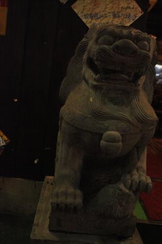 狛犬HDR