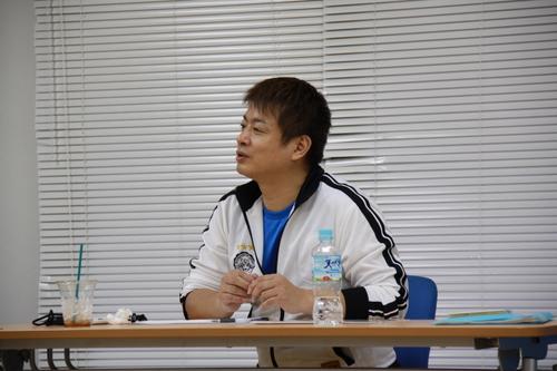 茅野イサム先生