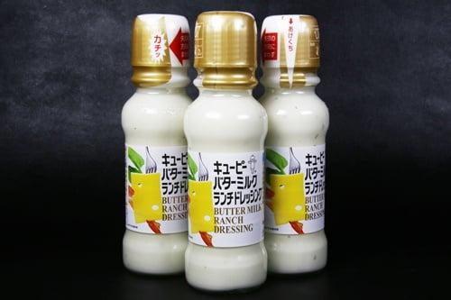 バターミルクランチドレッシング...