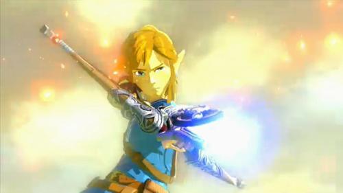 WiiU版『ゼルダの伝説』