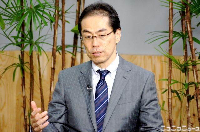 """""""改革派""""の官僚として知られたものの2011年9月26日に辞職した古賀... 元""""改革派""""官僚・"""