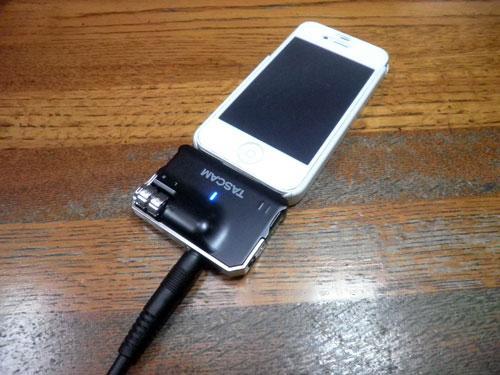 録音・取材・生放送に! TEACのiPhone用マイクアンプiXJ2が意外に高機能で侮れない!?
