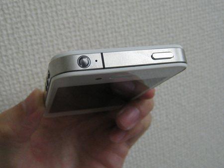 iPhone 4 ホワイトカスタム