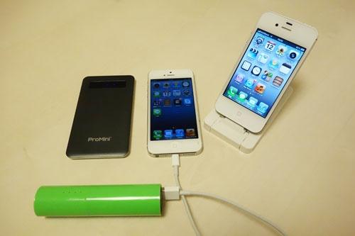 ちょっとオシャレで個性豊かなCROYのiPhone用モバイルバッテリーをまとめてレビュー