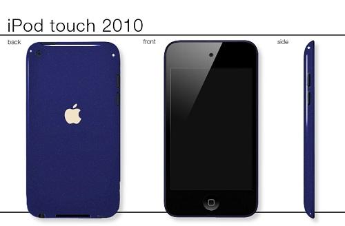 デザカラー『iPod touch』