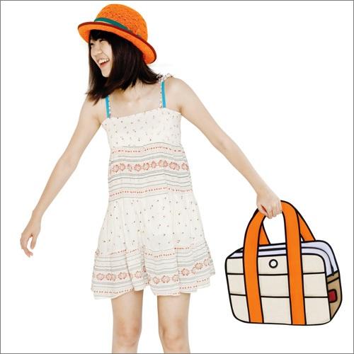 fu-bi『jumpfrompaper』Handbag