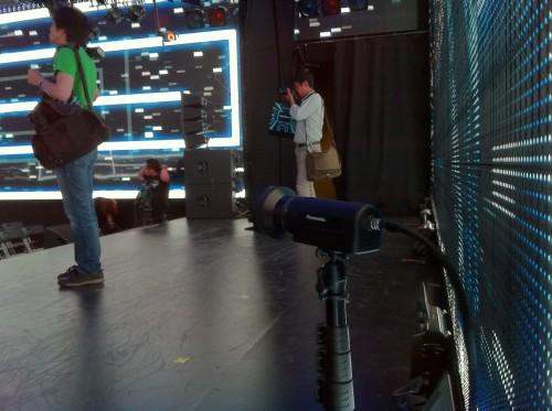 噂の後方カメラ。