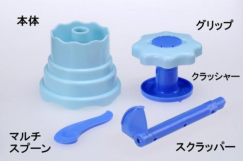 製品の構成
