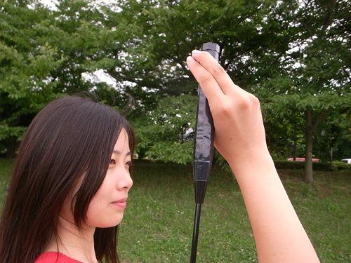 ピポトレ-バドミントンラケットで肩コリ解消